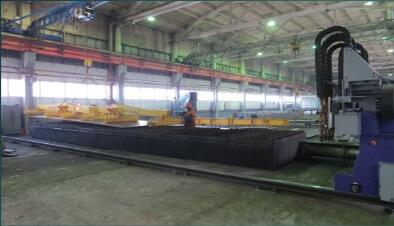 Работы по производству и монтажу металлоконструкций ООО ЗОК