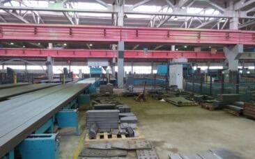 Изготовление металлоконструкций на заказ от производителя ЗОК