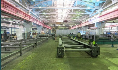 Производство металлоконструкции на заказ