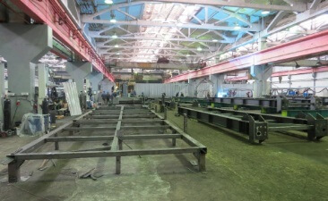 Завод металлоконструкций с представительством в Москве ООО ЗОК