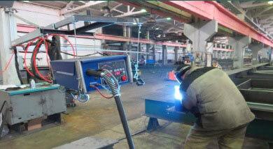 Завод ограждающих конструкций проектирует, производит и монтирует металлоконструкции с доставкой по всему ЦФО