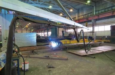 Изготовление и монтаж металлоконструкций от ООО ЗОК