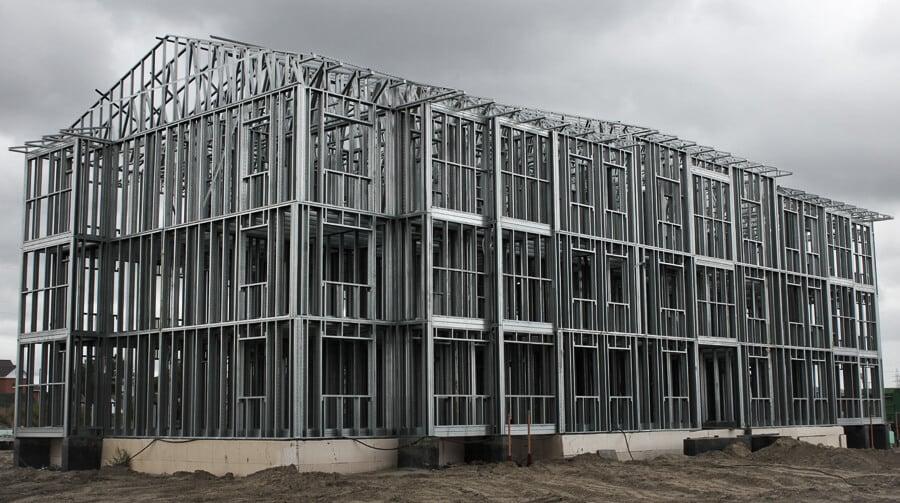 Конструкции домов из ЛСТК под ключ ООО ЗОК