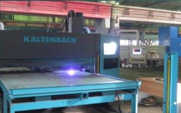 Изготовление металлоконструкций на производстве. Офис в Москве