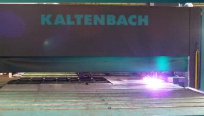Обработка листового металла на производстве металлоконструкций