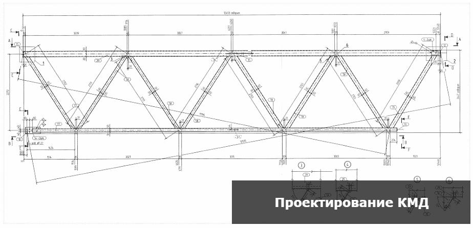 Проектирование КМД ООО ЗОК