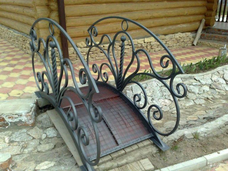 декоративные изделия из листового металла ООО ЗОК