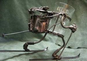 Создание декоративно прикладных изделий из металла